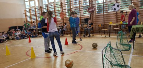 """""""English Day – The World of Sport"""""""